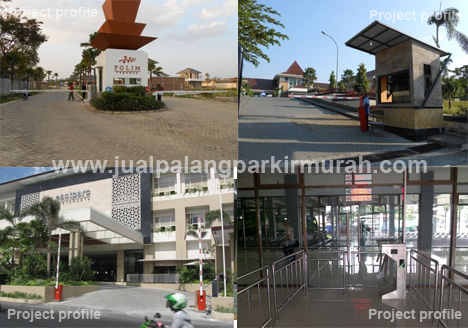 Distributor Palang Parkir (Barrier Gates), RFID & Software Parkir Murah