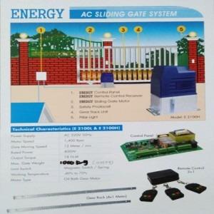 AC Sliding Gate System – 081216501603 (WA)